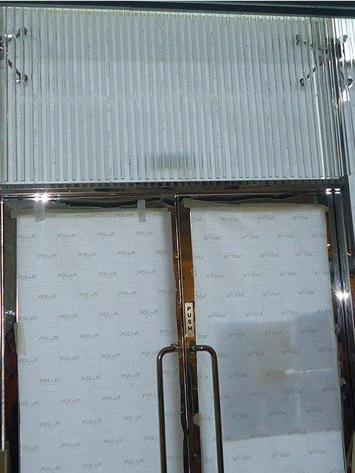 Acrylic Curtains