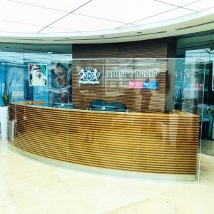 Acrylic Protective Screens in UAE