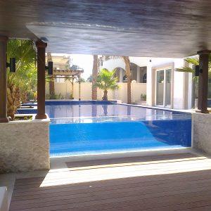 Acrylic Swimming View Panel in Dubai