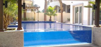 Acrylic Swimming View Panel – A New Trend in Swimming Pool Décor in Dubai, UAE